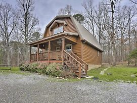 Picturesque Riverfront Cabin W/Gas Grill + Gazebo! photos Exterior