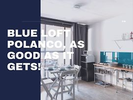 Blue Loft In Polanco With Private Terrace photos Exterior