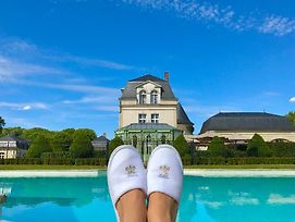 Relais & Chateaux - Chateau De Courcelles photos Exterior