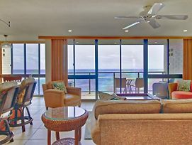 Kuhio Shores #412 Amazing Panoramic Top Floor Views And A C photos Exterior