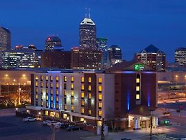 Holiday Inn Express & Suites Indianapolis Dtn-Conv Ctr Area photos Exterior