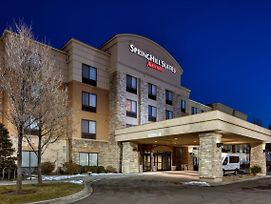 Springhill Suites By Marriott Salt Lake City Downtown photos Exterior
