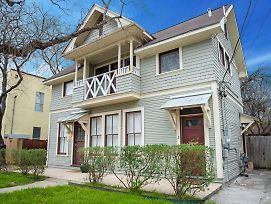 Cozy Downtown 2Ba/1Ba Historic House - Casa Verde photos Exterior
