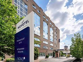 Novotel Frankfurt City photos Exterior
