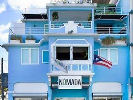 Nomada Urban Beach Hostel (Adults Only) photos Exterior