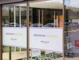 Mercure Angers Lac De Maine photos Exterior