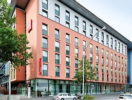 Ibis Hamburg St Pauli Messe photos Exterior