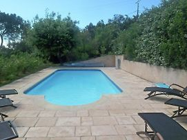 Spacious Holiday Home In Lorgues With Private Pool photos Exterior