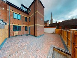 Simplistic Apartment In Worcester Near The Commandery photos Exterior