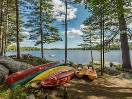 Kahshe Lake~Island Cottage With All The Bells & Whistles! photos Exterior