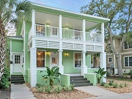 Heart Of Downtown St. Aug, Roomy Duplex, Walk Everywhere! photos Exterior