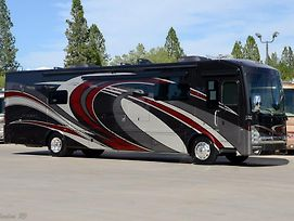 2017 Luxury Motorhome photos Exterior