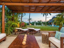 Modern Ground Floor Condo - Steps To The Beach In Punta Mita With Ocean Views photos Exterior