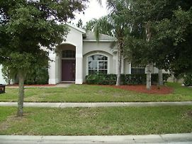 A Wonderful 3 Bedroom House In The Disney Area. photos Exterior