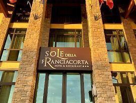Hotel Sole Franciacorta photos Exterior
