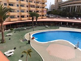 Los Angeles One Bedroom Apartment In Los Cristianos, South Of Tenerife photos Exterior
