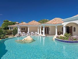 La Salamandre 5 - Lagoon Front Villa In Terres Basses With Massive Pool photos Exterior