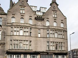 Station Hotel Aberdeen photos Exterior