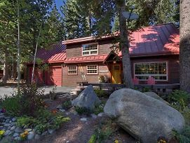 320 Fountain Ave - Tahoe Park Beauty W/ Private Hot Tub! photos Exterior