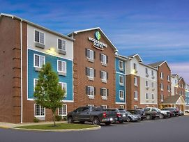 Woodspring Suites Akron photos Exterior