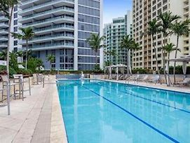 Beautiful Miami Brickell 2Br/2Ba In Famed Conrad photos Exterior