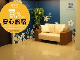 Taichung One Chung Business Hotel photos Exterior