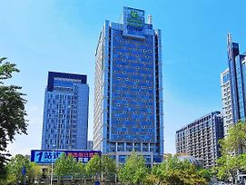 Holiday Inn Express Jinan Exhibition Center photos Exterior