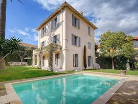 Villa Of Time With Heated Pool Cannes photos Exterior