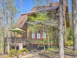 Cozy Hot Springs Cottage W/ Deck & River Access! photos Exterior