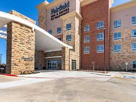 Fairfield Inn & Suites Dallas Arlington South photos Exterior