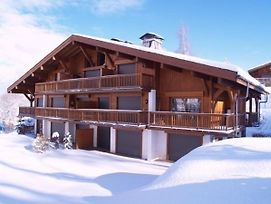 Apartment Location Appartement 4 Pieces Megeve Mont D'Arbois 6 photos Exterior