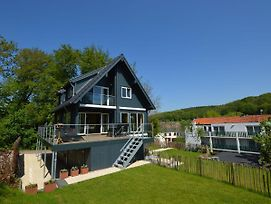Modern Holiday Home In Slenaken With Barbecue photos Room