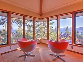 Lake Tahoe Area Home W/Great Views & 2 Balconies photos Exterior
