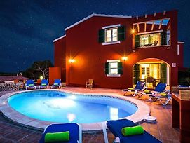 Cala Galdana Villa Sleeps 8 Pool Air Con Wifi photos Exterior