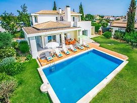 Patroves Villa Sleeps 6 Pool Air Con Wifi photos Exterior