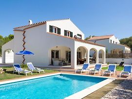 Cala Galdana Villa Sleeps 9 Pool Air Con Wifi photos Exterior