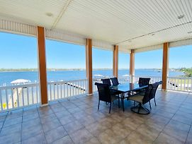 Beautiful Waterfront Duplex With Boat Dock, Close Walk To Beach & Pet Friendly By Albvr photos Exterior