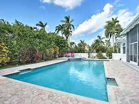 Lavish Home W/Oasis, 1 Mi To Hollywood Beach! photos Exterior