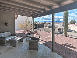 Bright Secluded Home 3Mi To Lake Havasu State Park photos Exterior