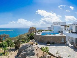 Mykonos Psarrou Villas For 18 People photos Exterior