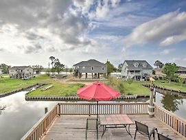 Waterfront Home W/ Boat Ramp: Walk To Beach! photos Exterior