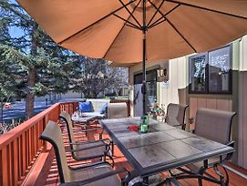 Townhome W/ Deck Less Than 10 Miles To Walnut Canyon! photos Exterior