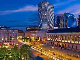 The Westin Copley Place Boston A Marriott Hotel photos Exterior