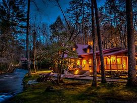 Go With The Flow By Escape To Blue Ridge photos Exterior