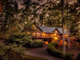Serenity Lodge And Stable By Escape To Blue Ridge photos Exterior