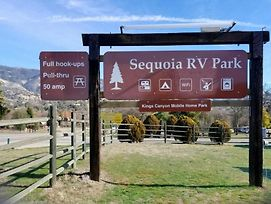 """""""Sequoia Rv Park"""" Tent Site With Electricity, Site Only, Does Not Include Tent photos Exterior"""