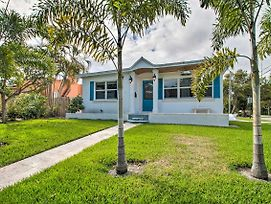 Luxe West Palm Beach Casa - 1 Mi To Downtown! photos Exterior