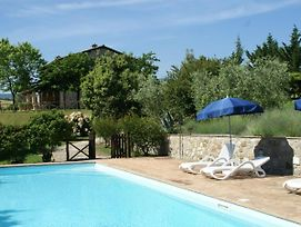 Amazing Holiday Home Near Fabro With Swimming Pool photos Room