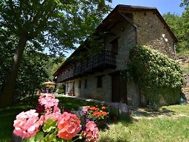 Spacious Mansion In Mombarcaro With Private Pool photos Exterior