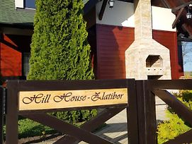 Apartments Hill House Zlatibor photos Exterior